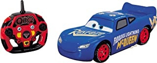 Dickie Toys- Cars 3 Rc McQueen Saddle 203086008038