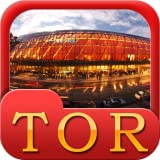 Toronto Offline Map Travel Guide (Kindle Tablet Edition)