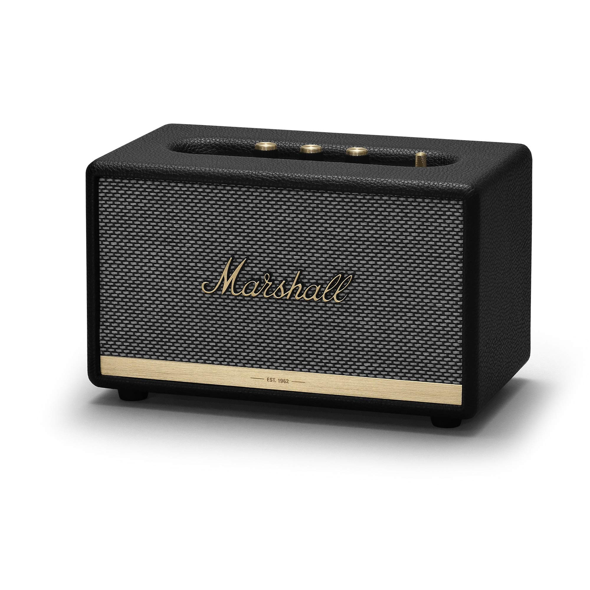 [NEW] 마샬 액톤 II 블루투스 스피커 - 블랙 Marshall Enceinte Bluetooth Acton BT II Noir