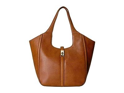 Brahmin Newbury Carla (Cognac) Handbags