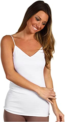 Cotton Seamless V-Neck Camisole