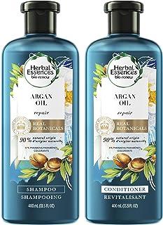 Herbal Essences, Shampoo and Sulfate Free Conditioner Kit, BioRenew Argan Oil of Morocco, 13.5 fl oz, Kit   Exclusive