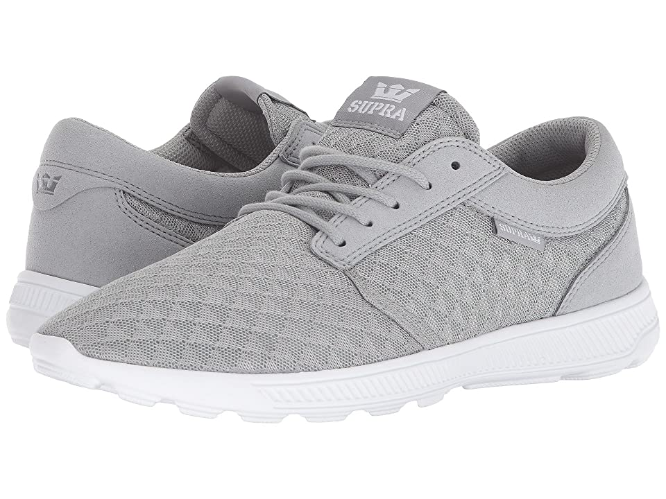 Supra Hammer Run (Light Grey/White) Men