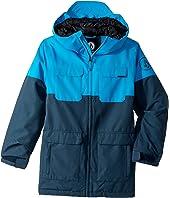 Volcom Kids - Blocked Insulated Jacket (Little Kids/Big Kids)