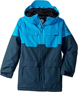 Volcom Kids - Blocked Insulated Jacket (Little Kids/Big Kids)