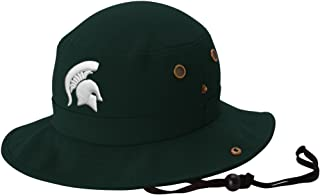 Michigan State Spartans Angler Bucket Hat Green