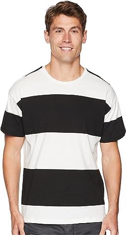 Hurley Rugby Short Sleeve Crew