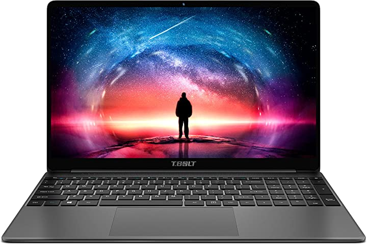 Pc portatile teclast tbolt f15 pro laptop 15.6 pollici 12gb ram 256gb ssd windows 10 notebook intel core B094MGZ4GN