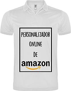 Polo Técnico Personalizado | Hombre | Manga Corta | Sublimación, La Forma más Duradera de Imprimir una Camiseta | Foto o Imagen Personalizada | Modelo Transpirable