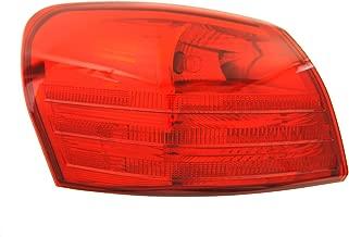 Genuine Nissan Parts 26550-JM00A Passenger Side Taillight Assembly