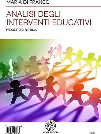 Analisi degli interventi educativi: Progetto di ricerca (Alma Mater)