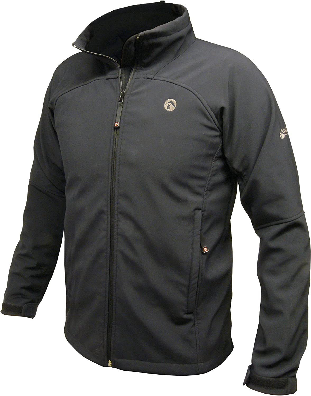 (XSmall, Black)  Keela Mens Fusion Jacket