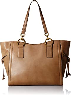 FRYE Ilana Leather Zip Tote