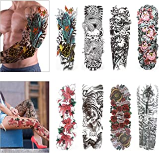 Best tattoo sleeve transfers Reviews