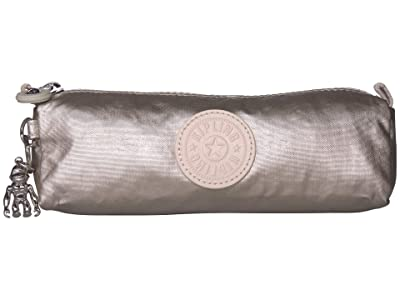 Kipling Freedom Pouch (Cloud Metal) Handbags