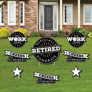 Best retirement yard signs Reviews