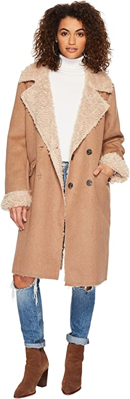 Full Shearling Coat