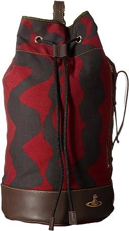Vivienne Westwood - Africa Duffel Bucket Bag