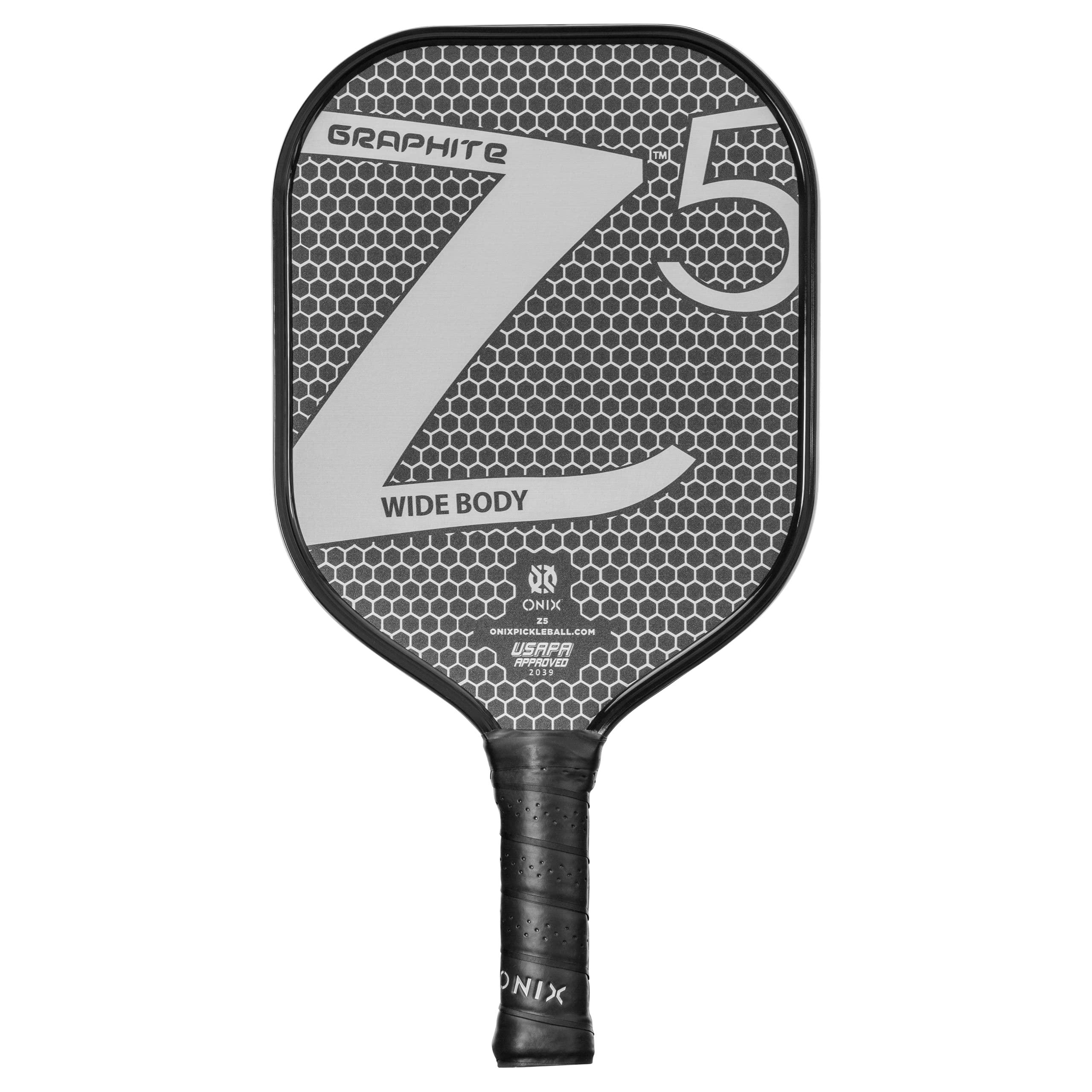 ONIX Graphite Z5 Graphite Carbon Fiber Pickleball Padd -ODQS