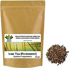 Wild Harvested Organic Ivan Tea Fermented Fireweed Willowherb (Epilobium Angustifolium) Иван-Чай from Altai Mountains, Sib...