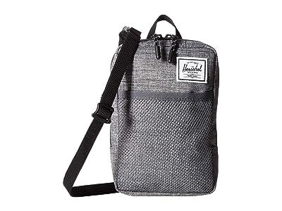 Herschel Supply Co. Sinclair Large (Raven Crosshatch) Cross Body Handbags