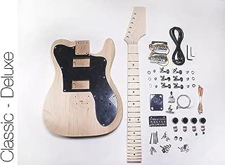 Best zebrawood guitar kit Reviews