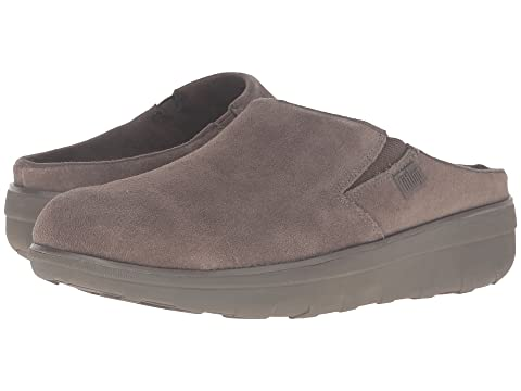 99ab0c168d356b FitFlop Loaff Suede Clogs at Zappos.com