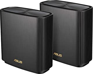 Asus XT8 Zenwifi Tri-Band Whole Home Mesh Wifi System, Black