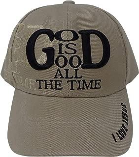 Military Glory God Hat Jesus Christ Baseball Cap - Religious Christian Gift for Men and Women