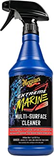 Meguiar's M180332 Extreme Marine Multi-Surface Cleaner, 32 Fluid Ounces
