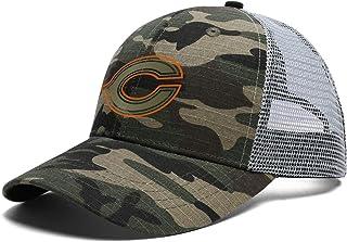 Vernmex Hats for Men, Mens Hat Baseball Hats Dad Hats Camo Trucker Hat Cap for Men
