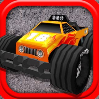 A Monster Truck Game 3D: 4x4 Off-Road Racing - FREE Edition