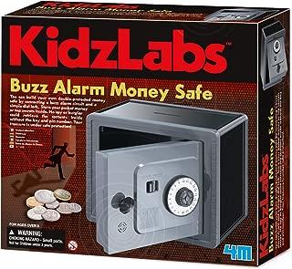 4M Buzz Alarm Money Safe Kit