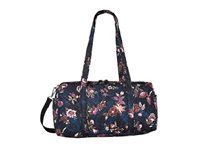 Vera Bradley Iconic Performance Twill Small Travel Duffel (Garden Dream) Duffel Bags