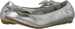 Stuart Weitzman Kids Fannie Chain Bow (Little Kid/Big Kid)