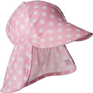 Flap Happy Little Girls' UPF 50+ Swim Flap Hat