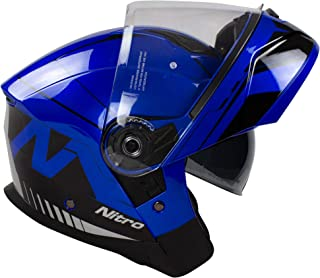 F7MBL HJC FG-70s Open Face Motorcycle Helmet L Black MC5F