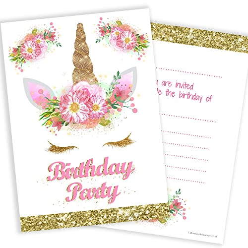 Pamper Party Invitations Amazoncouk