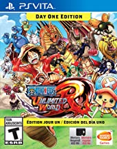 $35 » ONE PIECE Unlimited World Red: Day 1 Edition (PS Vita)