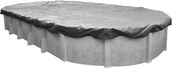 Robelle 331632-4 Platinum Winter Pool Cover for Oval Above Ground Swimming Pools, 16 x 32-ft. Oval Pool