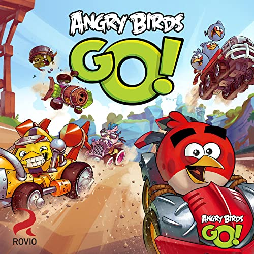 Angry Birds Go! (Original Game Soundtrack) by Pepe Deluxé on