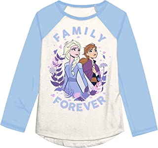 Jumping Beans Girls 4-12 Family Forever Graphic Tee
