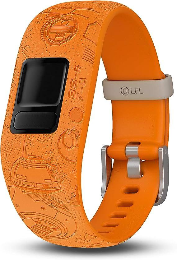 Garmin Vivofit Jr 2 Star Wars Light Side Zubehörband Orange Elektronik