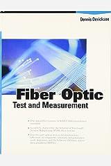 Fiber Optic Test and Measurement Hardcover