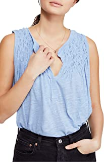 We The Free By Free People | New to Town Tank | Cloud Pink