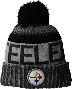New Era - NFL17 Sport Knit Pittsburg Steelers