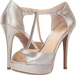 555480ea519 Shimmer Silver Metallic Shine Fabric. 178. Jessica Simpson. Bansi.   30.99MSRP   89.00. Celestial Blue Sparkle Velvet