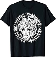 AWESOME MEDUSA GRAPHIC T SHIRT