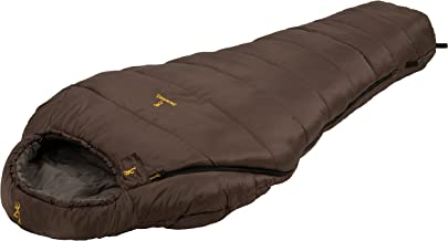 Browning Camping Kenai -20 Degree Wide Mummy Sleeping Bag