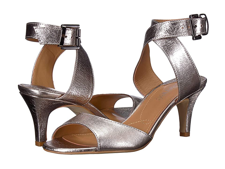 J. Renee Soncino (Taupe Metallic) Women's Shoes